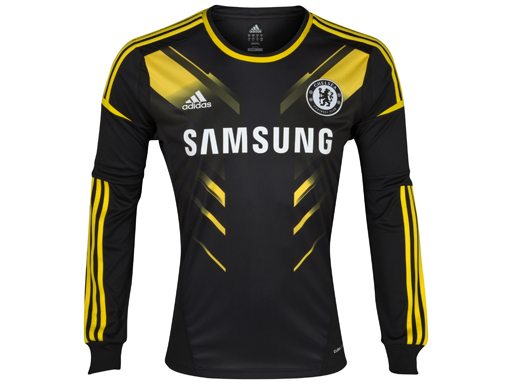 CFC Third Kit - long sleeve shirt