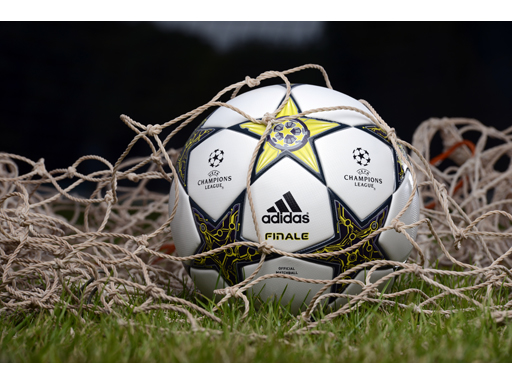 Image : adidas Champions League ball