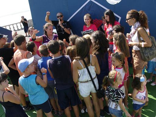 Детски панаир в центъра на София