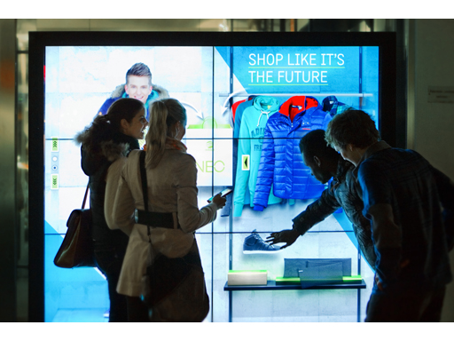Image : adidas NEO Window Shopping Experience 2