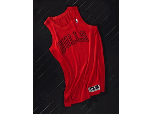 NBA Big Color - Chicago Bulls