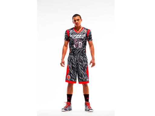 Image : adidas McDonalds All-American East Front