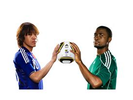 Japan VS Cameroon