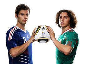 France VS Mexico