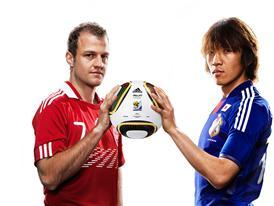 Denmark VS Japan