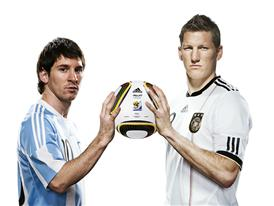 Argentinia vs Germany
