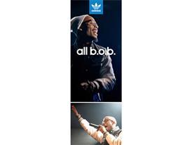 """all adidas"" Global Brand Campaign - B.o.B."