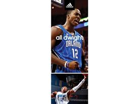 """all adidas"" Global Brand Campaign - Dwight Howard"