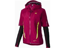 Women TERREX GORE-TEX Active Shell Jacket - Front