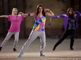 adidas Women's Training FW11 VRV Global trainer Marta Formoso