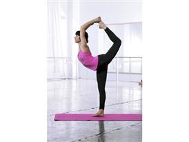 adidas Women's  adilibra Lumina FW11 yogafitness Global trainer Ashleigh Altmann