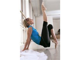 adidas Women's adilibra TechFit FW11 ballet Alessandra Pasquali