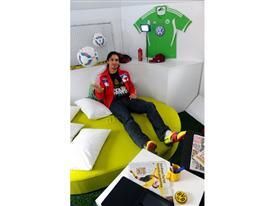 Mats Hummels wohnt im Ligaball