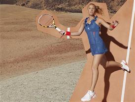 Caroline Wozniacki To Play Roland Garros In Style