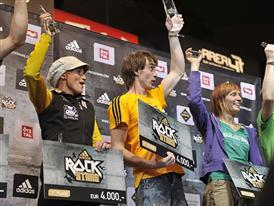 adidas Cpfanzelt Rockstars 2011