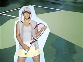 Caroline Wozniacki - Tennis Range - US Open - FW11