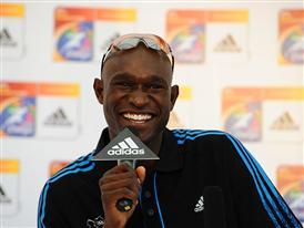David Rudisha, 800m, Kenya