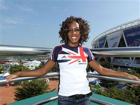 Tiffany Offili Porter (TeamGB)