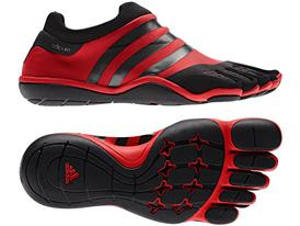 adidas unveils new barefoot training shoe