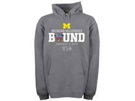 adidas Bound Sweatshirt Michigan