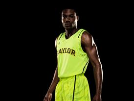 Baylor adidas adizero Home Uniform