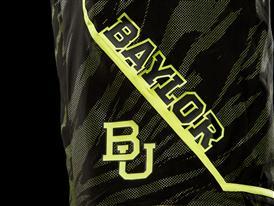Baylor adidas adizero uniform short