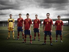 Spain – home kit