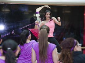 adidas cardio dance work out SS12 - Marta Formoso