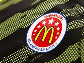 McDonald's All American adizero West Uniform Details 2