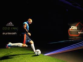 adidas Predator Lethal Zones - Launch event