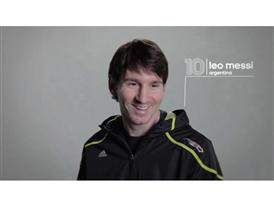 adidas Tumblr - Lionel Messi