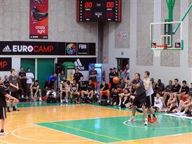 Kevin McHale - adidas Eurocamp 2012 - Day 2 (3)