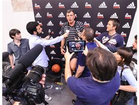 Kevin McHale - adidas Eurocamp 2012 - Day 2 (2)