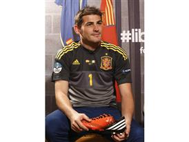 Casillas – Behind the Scenes