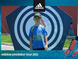 adidas Predator Tour 2012