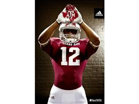 adidas Texas A&M Lone Star Uniform_GLOVES
