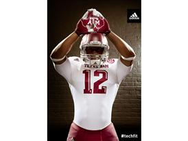 adidas Texas A&M Lone Star Away Uniform_Gloves