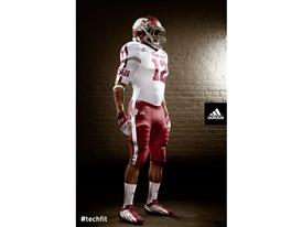 adidas Texas A&M Lone Star Away Uniform_Quarter
