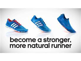 adidas: adipure Natural Running