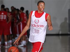 Donte Exum 731 - adidas Nations Day One
