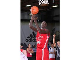 Thon Maker - adidas Nations Day One
