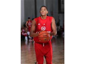 Jarell Martin - adidas Nations Day One