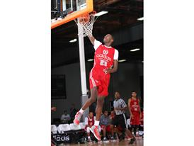 Isaac Hamilton - adidas Nations Day One
