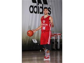 Nigel Williams-Goss - adidas Nations Day One