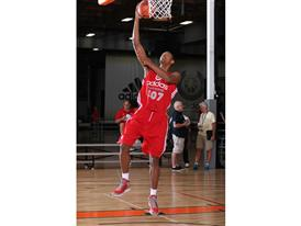 Jordan Mickey / adidas Nations Day One