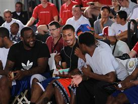 Derrick Rose / adidas Nations Day One