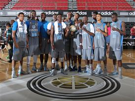 USA 2014 Red / adidas Nations Day One