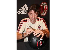 AC Milan midfielder Riccardo Montolivo