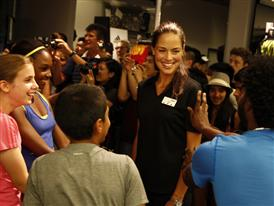 Tennis Icon Ana Ivanovic