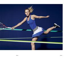 US Open: Claim center court like Caroline Wozniacki with the FW12 adidas by Stella McCartney 1